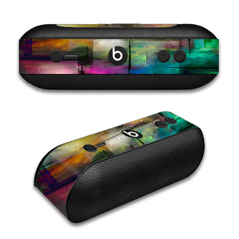 Colorful Paint Modern Beats by Dre Pill Plus Skin