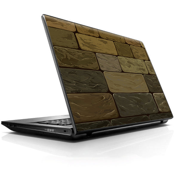 Texture Stone Universal 13 to 16 inch wide laptop Skin