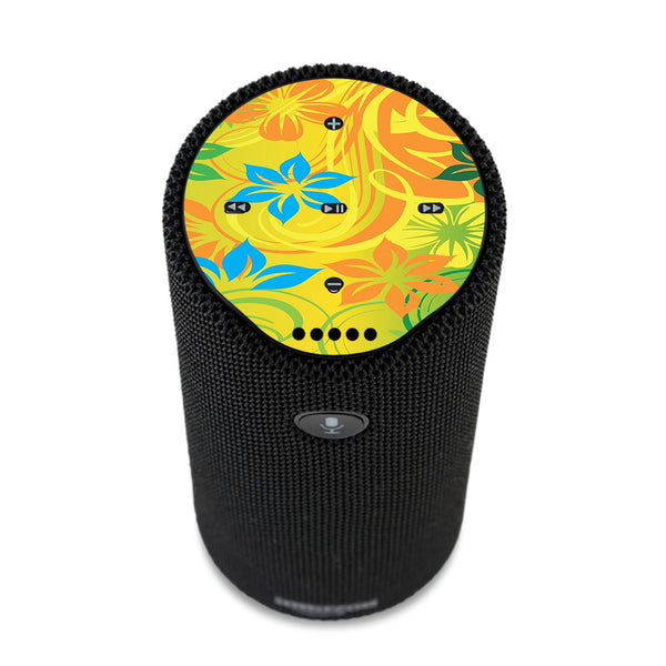 Colorful Floral Pattern Amazon Tap Skin