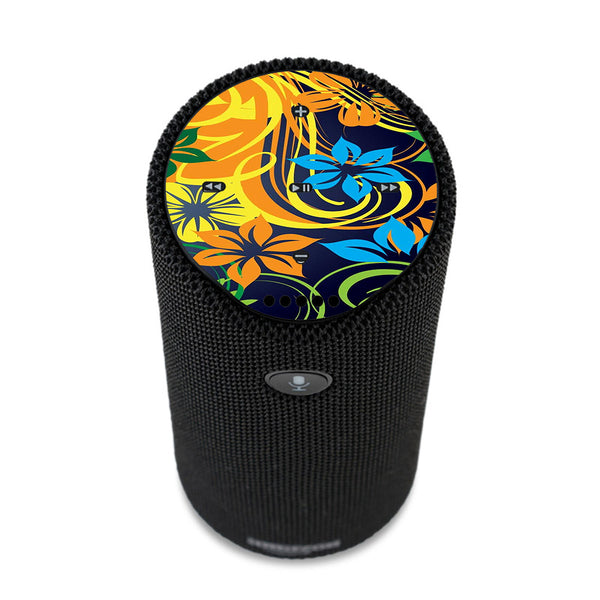 Tropical Flowers Amazon Tap Skin