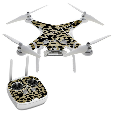 Abstract Trippy Pattern DJI Phantom 3 Professional Skin