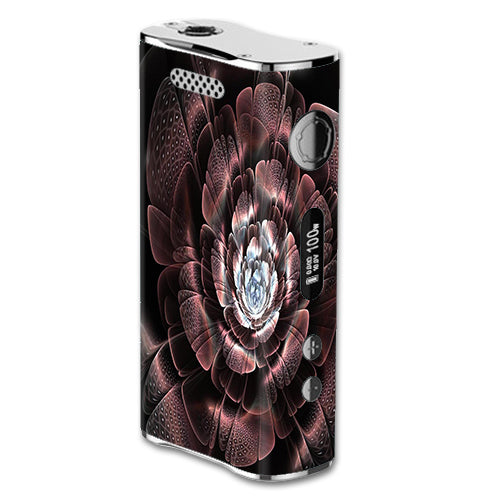 Abstract Rose Flower eLeaf iStick 100W Skin