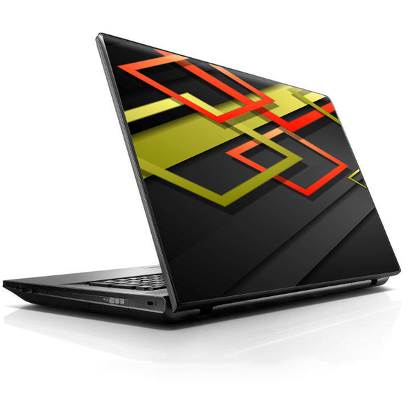 Tech Abstract Universal 13 to 16 inch wide laptop Skin