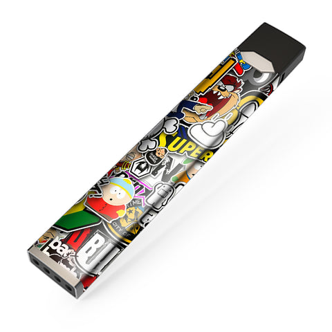 Sticker Slap JUUL Skin
