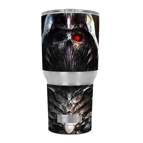 Evil Darth RTIC 30oz Tumbler Skin
