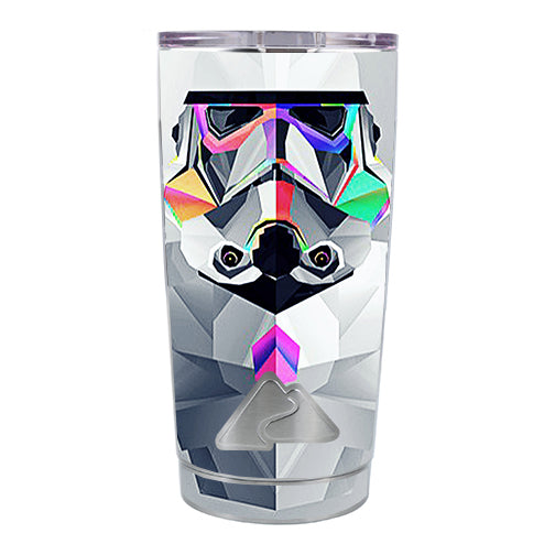 Abstract Trooper Ozark Trail 20oz Tumbler Skin