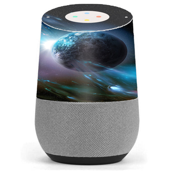 Planet Outerspace Google Home Skin