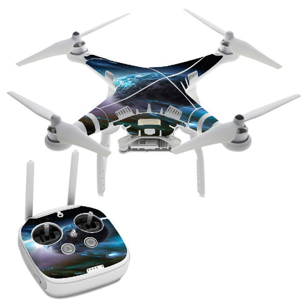 Planet Outerspace DJI Phantom 3 Professional Skin
