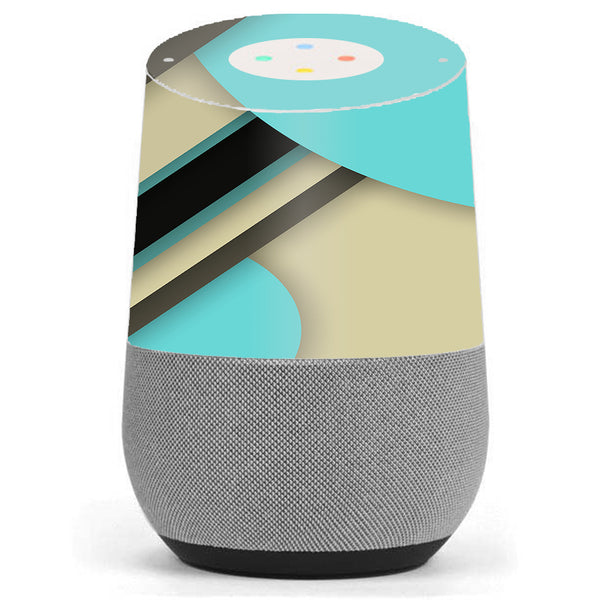 Boxes N Bubbles Google Home Skin