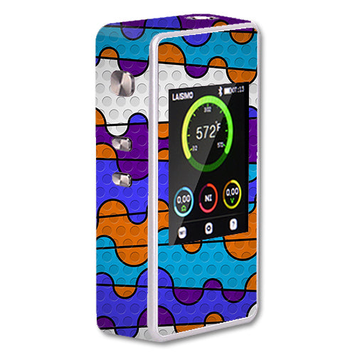 Colorful Swirl Print Laisimo L1 200w TC Skin