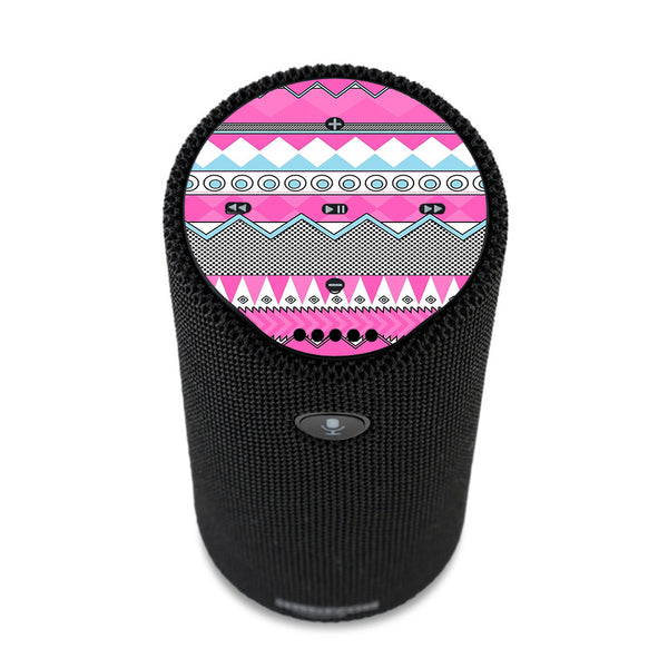 Pink Aztec Tribal Chevron Amazon Tap Skin