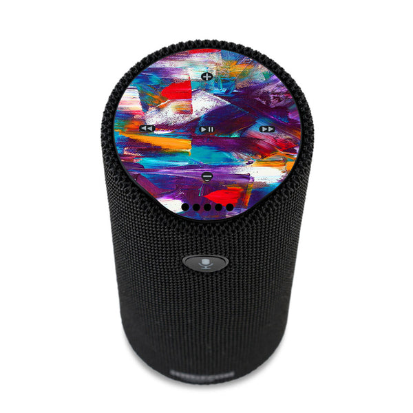 Brush Strokes Paint Amazon Tap Skin