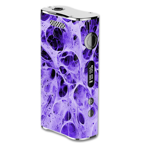 Neurons Purple Web Skin Weird eLeaf iStick 100W Skin