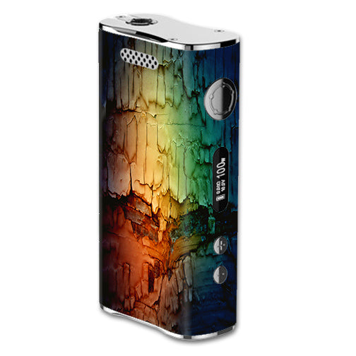 Multicolor Rock eLeaf iStick 100W Skin