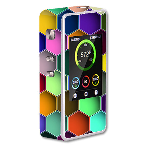 Colorful Octagon Pattern Laisimo L1 200w TC Skin