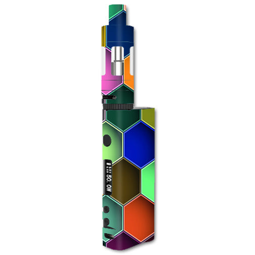 Colorful Octagon Pattern Kangertech Subox Nano Skin