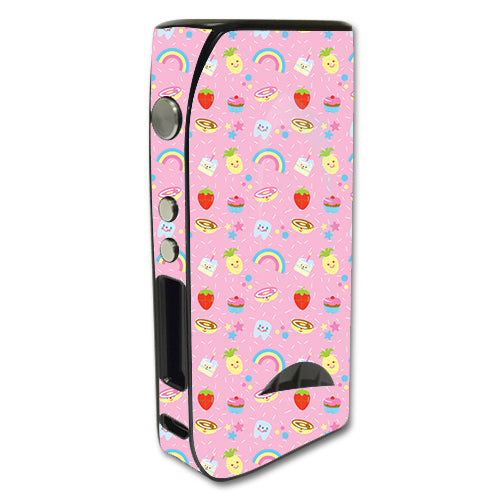 Pink Rainbows Strawberry Pioneer4You iPV5 200w Skin