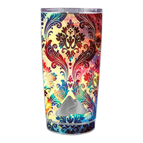 Galaxy Paisley Antique Ozark Trail 20oz Tumbler Skin