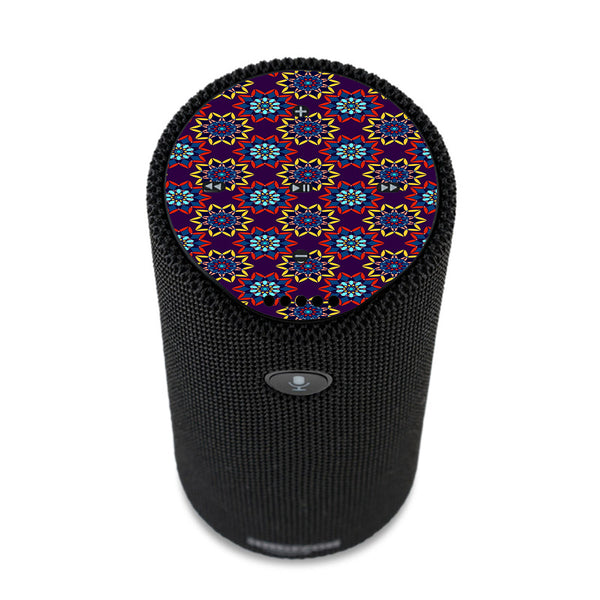 Flower Burst Pattern Amazon Tap Skin