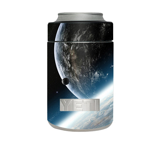 Earth Space Yeti Rambler Colster Skin