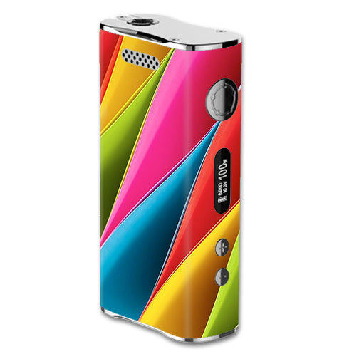 Colors Weave eLeaf iStick 100W Skin