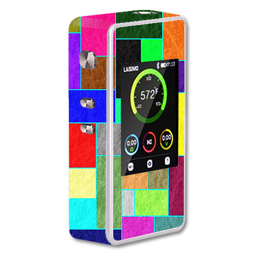 Colorful Squares Laisimo L1 200w TC Skin
