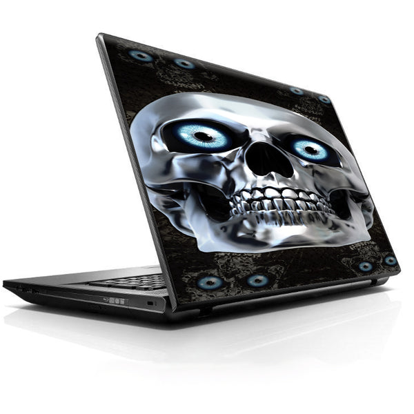 Gangster Skeleton Couple Universal 13 to 16 inch wide laptop Skin
