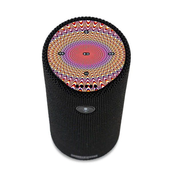 Hipnotic Circle Trippy Amazon Tap Skin