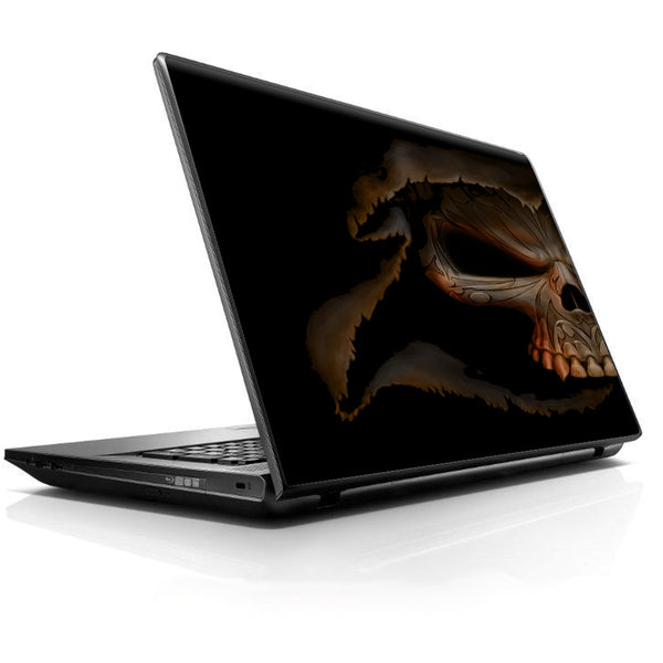Grim Reaper In Shadows Universal 13 to 16 inch wide laptop Skin
