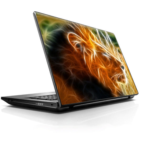 The King Of The Jungle Universal 13 to 16 inch wide laptop Skin