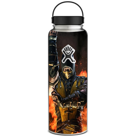 Scorpion Fighter Hydroflask 40oz Wide Mouth Skin
