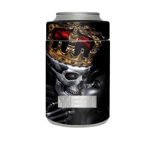 Skull King Love, Tattoo Art Yeti Rambler Colster Skin