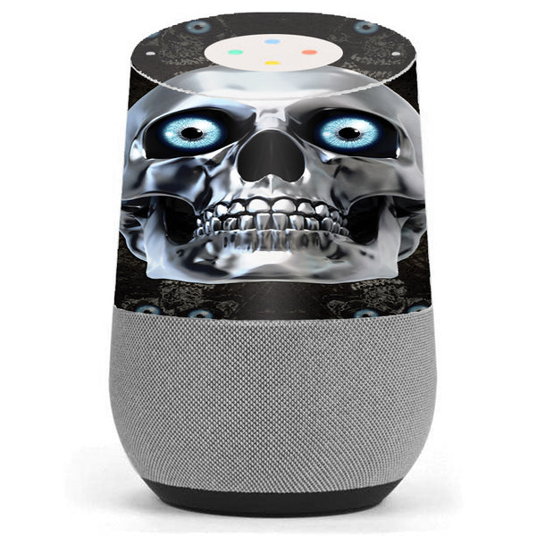 Skull King Love, Tattoo Art Google Home Skin