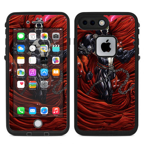 Comic Book Superhero Lifeproof Fre iPhone 7 Plus or iPhone 8 Plus Skin