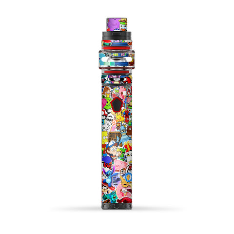 Sticker Collage,Sticker Pack Smok Stick Prince Baby Skin