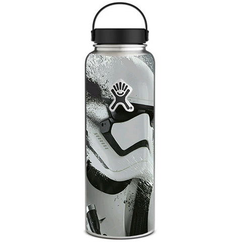 Storm Guy, Rebel, Troop Hydroflask 40oz Wide Mouth Skin
