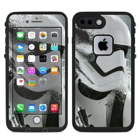 Storm Guy, Rebel, Troop Lifeproof Fre iPhone 7 Plus or iPhone 8 Plus Skin