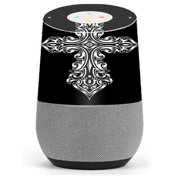 Tribal Celtic Cross Google Home Skin