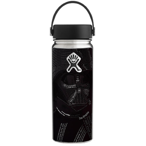Lord, Darkness, Vader Hydroflask 18oz Wide Mouth Skin
