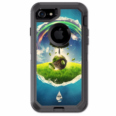 Wonderland Utopia Rainbow Otterbox Defender iPhone 7 or iPhone 8 Skin