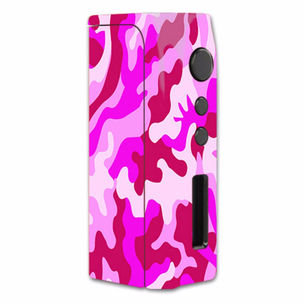 Pink Camo, Camouflage Pioneer4You iPVD2 75W Skin
