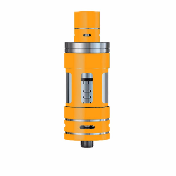 Solid Orange Smok TFV4 Tank Skin