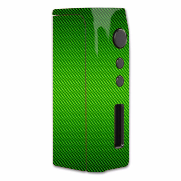 Lime Green Carbon Fiber Graphite Pioneer4You iPVD2 75W Skin