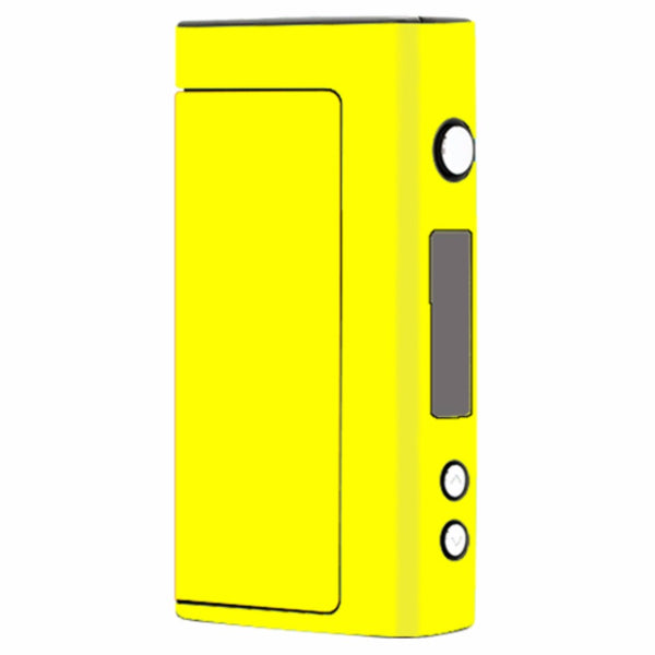 Bright Yellow Sigelei Fuchai 200W Skin