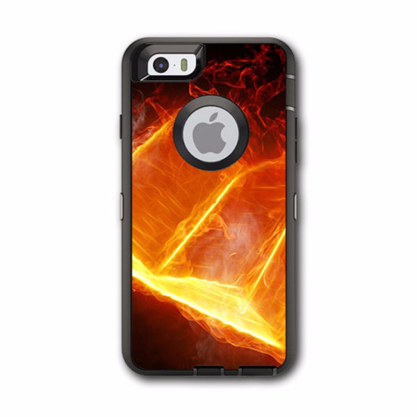 Fire, Flames Otterbox Defender iPhone 6 Skin
