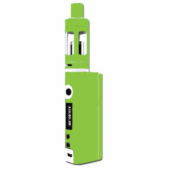 Lime Green Kangertech Subox mini Skin