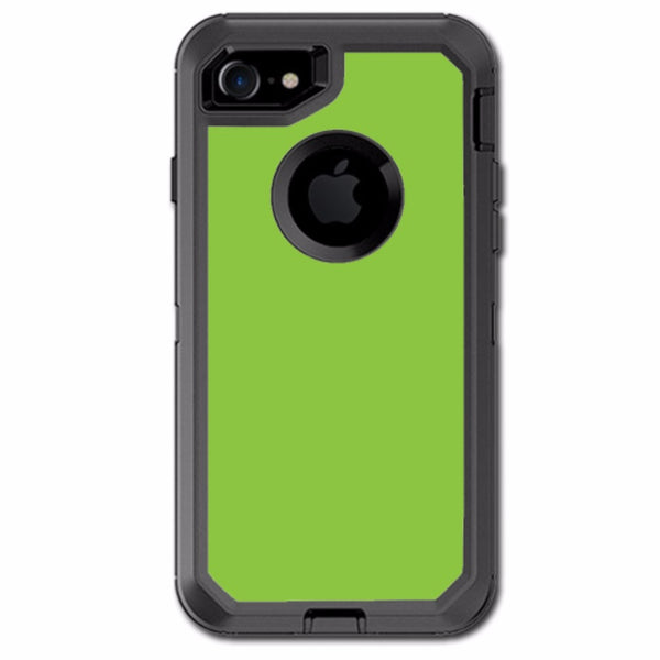 Lime Green Otterbox Defender iPhone 7 or iPhone 8 Skin