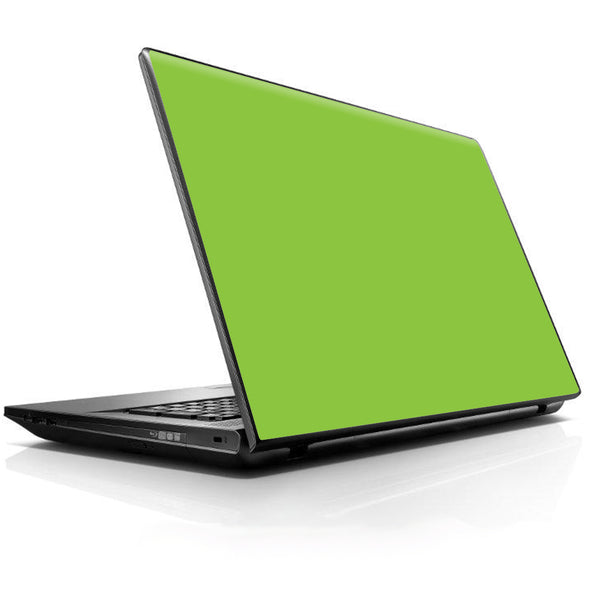 Lime Green Universal 13 to 16 inch wide laptop Skin