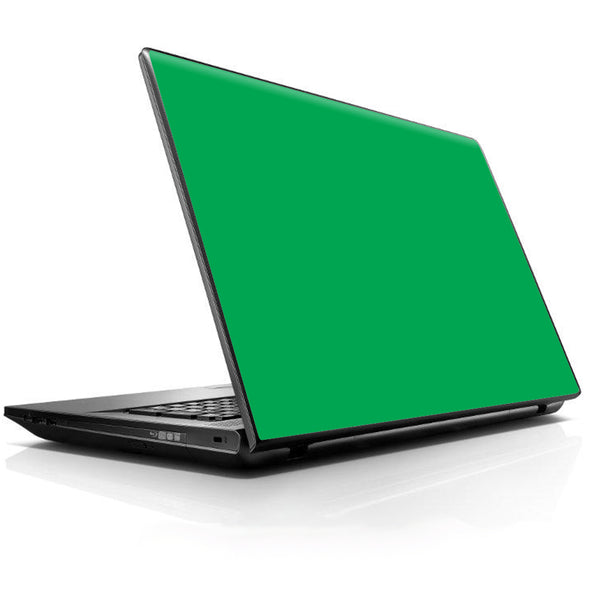Light Green Universal 13 to 16 inch wide laptop Skin