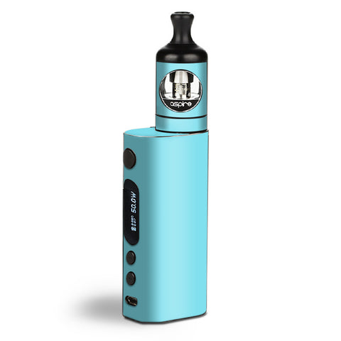 Baby Blue Color Aspire Zelos  Skin